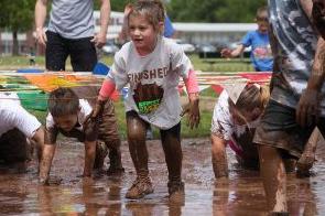 How Long Does A 5k Mud Run Take?