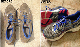 How To Clean Shoes After Mud Run With Steps